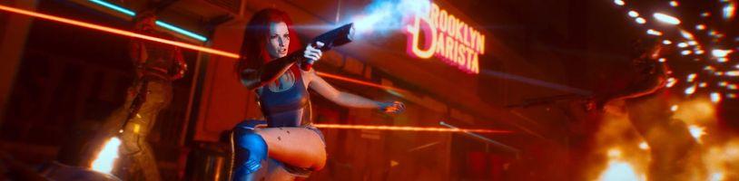 Cyberpunk 2077 se vrací na PlayStation Store