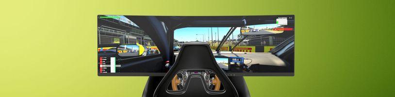 Aston Martin přináší luxusní závodní simulátor se vším všudy