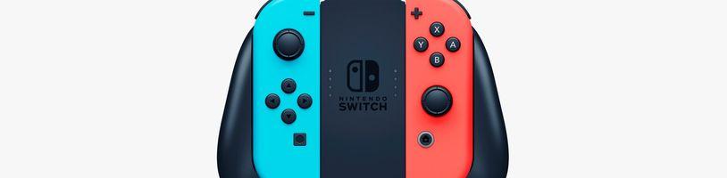 Nintendo zatím nezvažuje nástupce pro Switch