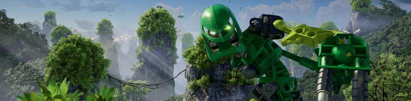 Bionicle: Masks of Power zve na ostrov Mata Nui
