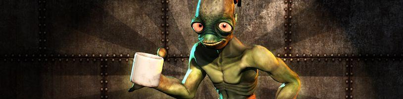 Druhou hrou zdarma od Epicu je Oddworld: New 'n' Tasty