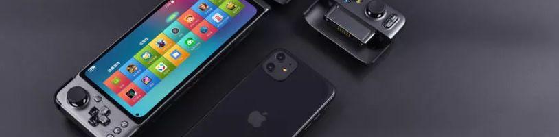 Tahle nová přenosná konzole běží na Androidu