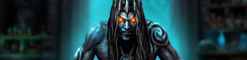 Proč nebudit zlého nekromancera ze spánku se dozvíte v  Iratus: Lord of the Dead