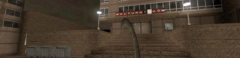 Retro střílečka Hrot zasazena do Československa vyšla na Steamu