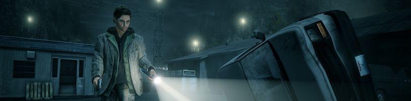 Remedy a Epic údajně připravují remaster Alana Wakea. Na PC má mířit Final Fantasy 7 Remake
