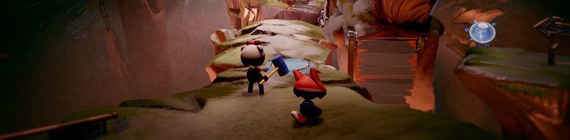 Kreativní hra Dreams získá podporu virtuální reality koncem měsíce