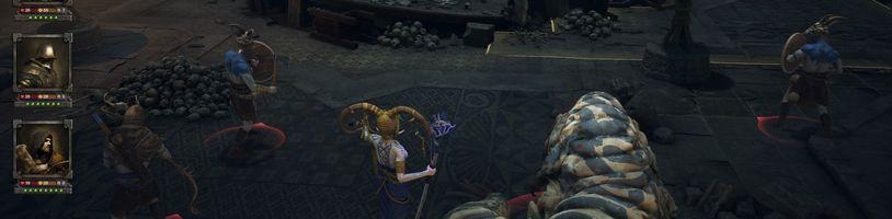 Vrah krále Artuše v RPG strategii úspěšně prošel Kickstarterem