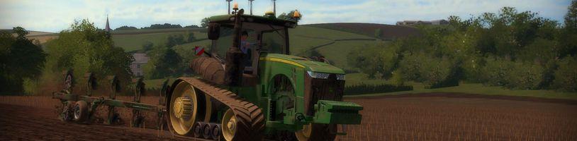 eSporty nejsou cizí ani Farming Simulatoru 19
