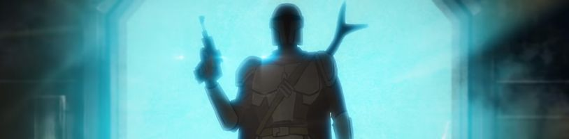Mandalorian dostal nové animované intro inšpirované Cowboyom Bebopom