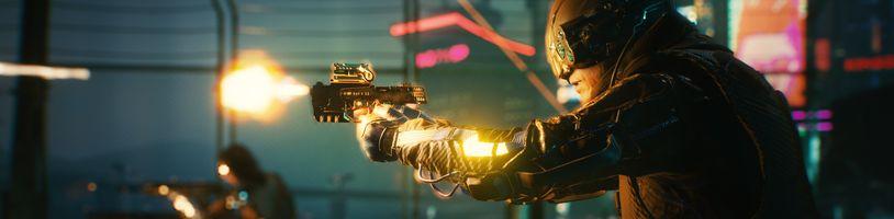 Tři hry na Epicu zdarma, katana v Cyberpunku 2077, lákání na Gamescom