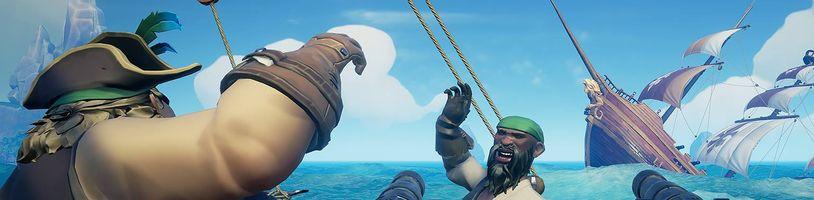 Hráčská základna Sea of Thieves ožívá