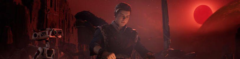 EA očekává úspěch u Star Wars Jedi: Fallen Order