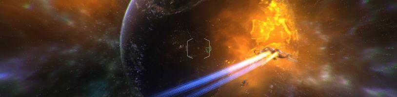 Pridajte sa k alfa testerom českej vesmírnej akčnej RPG stratégie Legends of Azulgar