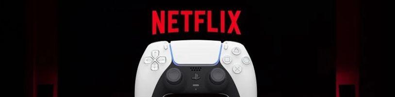 Netflix může nabídnout hry od PlayStationu?