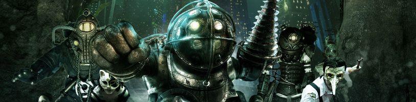 BioShock potřebuje změnu, na vyzkoušení The Settlers 3, statistiky českých lokalizací, Dreams hlásí hotovo