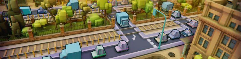 V Urban Flow budete s přáteli nebo sami řešit šílený boj s dopravními zácpami