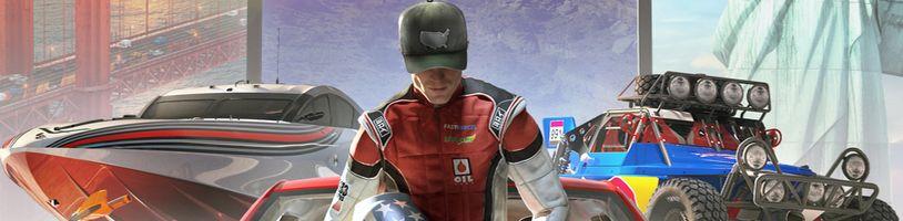 Ubisoft zveřejnil HW nároky na The Crew 2
