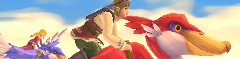 The Legend of Zelda: Skyward Sword HD přináší úžasný Wii titul na Nintendo Switch!