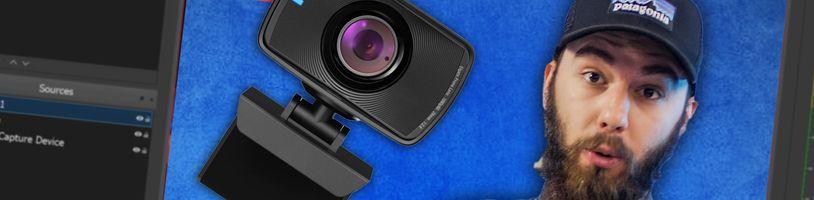 Elgato Facecam je konečně kamera se vším všudy