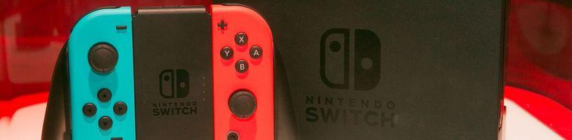 Nintendo Switch se stále skvěle prodává