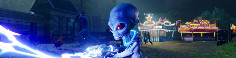 Na PAX East 2020 se ukázal remake Destroy All Humans!
