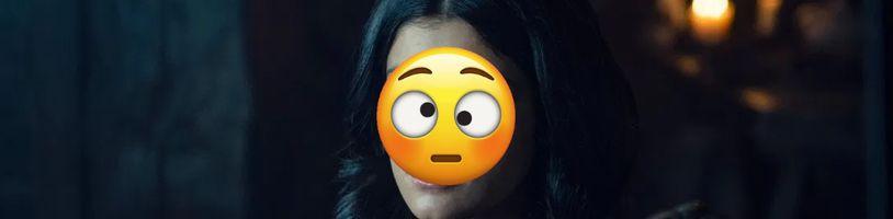 Netflix ukazuje najlepšie scény s Yennefer so smajlíkmi?