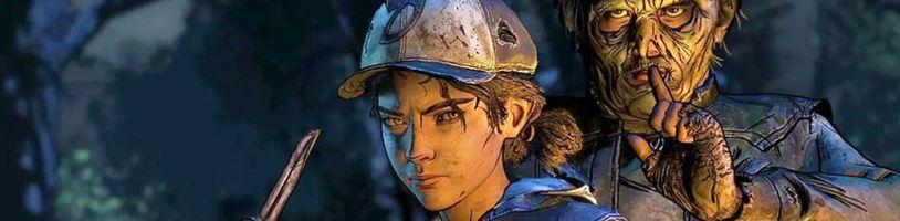 The Walking Dead: The Final Season dostává slíbený trailer na třetí epizodu