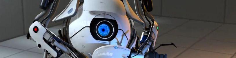 Odhaleny první záběry ze zrušeného prequelu Portalu od Valve