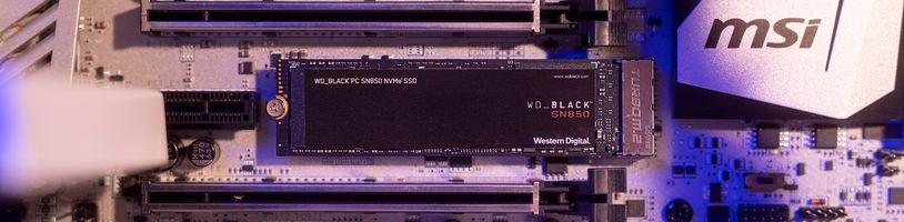Připravte se na next-gen loading s WD_BLACK SN850