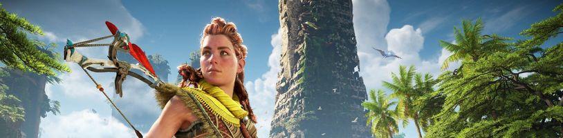 Horizon Forbidden West - Gameplay trailer s českými titulky