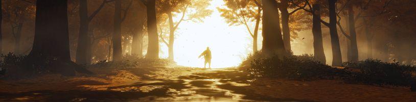 Velmi brzy se nám detailně představí Ghost of Tsushima