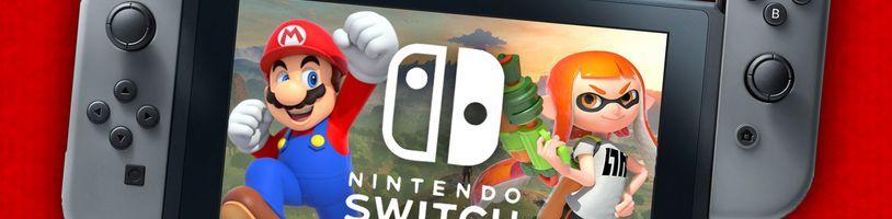 Nintendo má na letošek chystat třetí verzi Switche. Bude to Switch Pro?