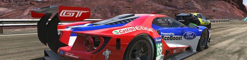 Závody Project Cars GO s ovládáním jedním dotykem jsou zdarma pro mobily a tablety