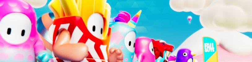 Společnost Epic Games koupila tvůrce Fall Guys