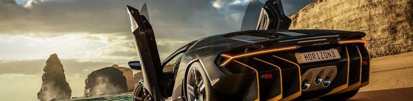 Forza Horizon 4: Vydání na Steamu a rozšíření Hot Wheels