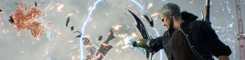 Devil May Cry 5 je stavěn na prosbách fanoušků