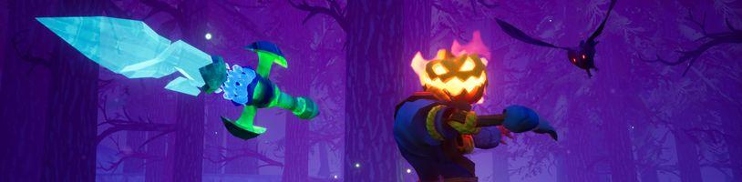 Strašidelná 3D plošinovka Pumpkin Jack se inspirovala u MediEvilu a Jaka s Daxterem