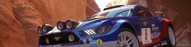 Časově limitované demo pro Gran Turismo Sport