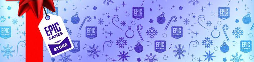 Vánoční dárečky od Epic Games. Firma rozdá 15 her