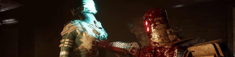 Chybí vám Dead Space? Indie horor Negative Atmosphere se u této série dost inspiroval