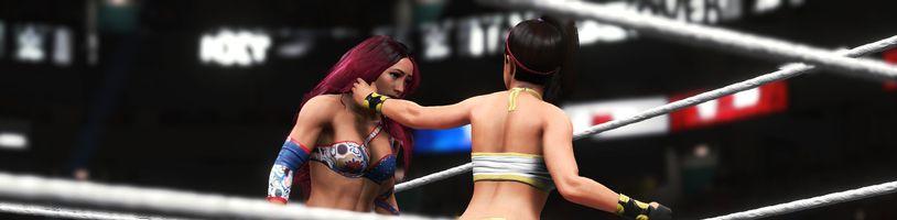 WWE 2K20 umožní ve vylepšeném režimu MyCareer vytvářet mužské i ženské zápasníky