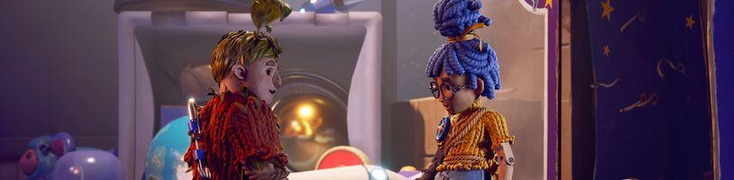 Kooperativní příběhovka It Takes Two se ukazuje v prvním gameplay traileru