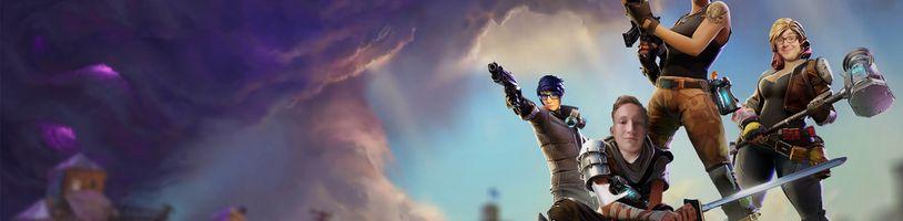 Psychoparta potřetí jako #BuďGrůpa - Fortnite: Battle Royale