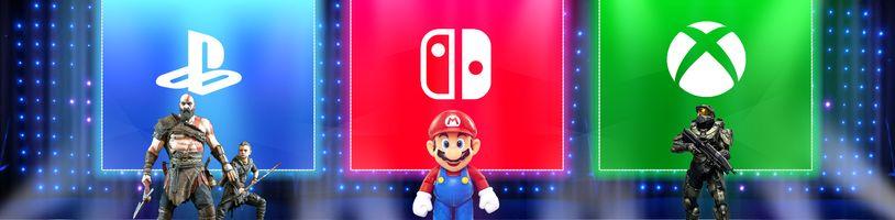 Sony, Microsoft a Nintendo se společně vyjádřili proti nově zavedeným tarifům pro Čínu