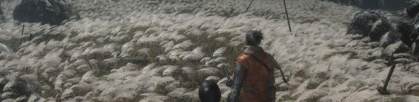 Sekiro: Shadows Die Twice v blýskajícím se traileru