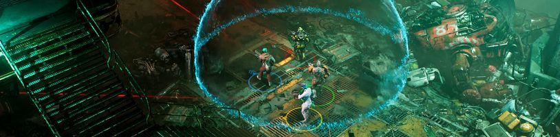 Akční izometrické sci-fi RPG The Ascent má datum vydání
