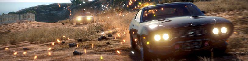Nové obrázky z Fast & Furious Crossroads
