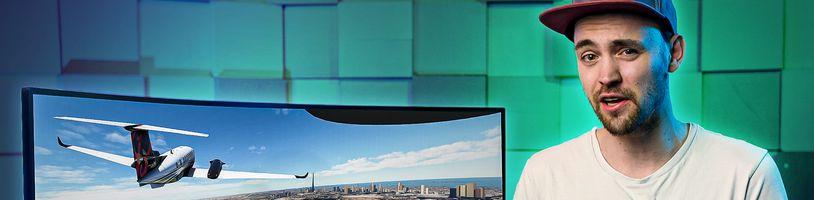 Budoucnost monitorů? - Samsung Odyssey Neo G9