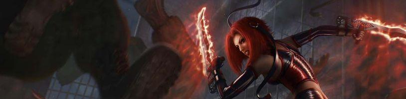 Značka BloodRayne se vrátí, Conan Exiles má problémy, tvůrci Deus Ex otevírají nové studio