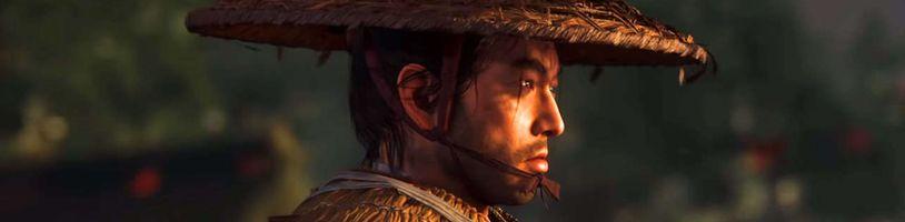 Ghost of Tsushima dostává úrovně obtížností pro náročné i nenáročné hráče
